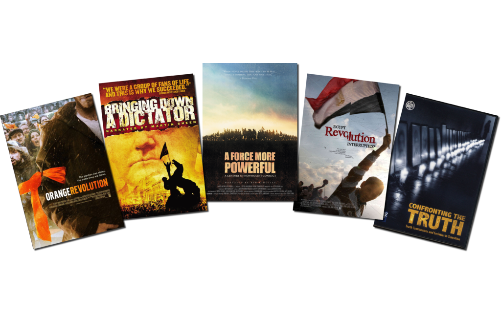 ICNC films on nonviolent action now available free online