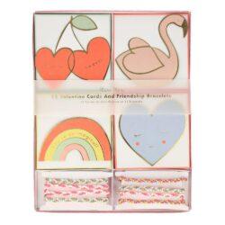 Set de Tarjetas Valentine Friendship