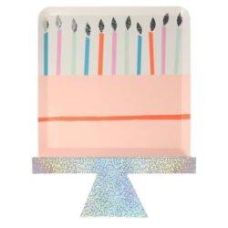 Platos Birthday Cake