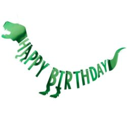Guirnalda Roarsome Happy BirthdaY