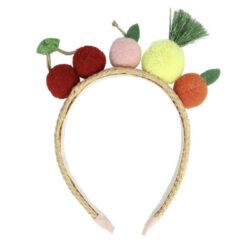 Cintillo Pom Pom Fruit
