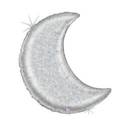 Globo Glitter Moon