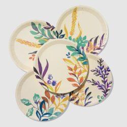 Platos Flower Paint