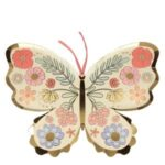 Platos Floral Butterfly