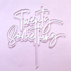 Topper Twenty Something