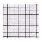 Servilletas Black and White Grid