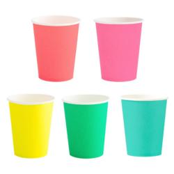 Vasos Rainbow Color