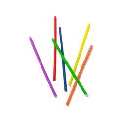 Velas Rainbow Colors Ombre