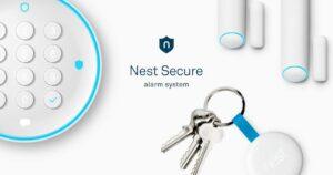 Google Nest Secure Alarm