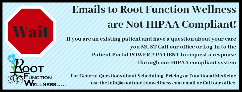 Email is not HIPAA Compliant