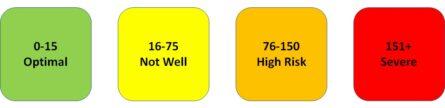 MSQ Score Graphic