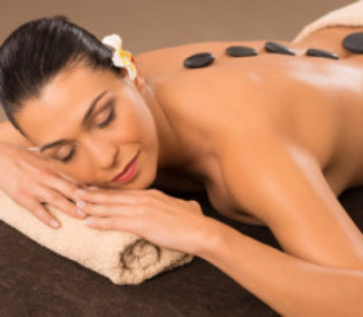 Relaxing Hot Stone Treatment