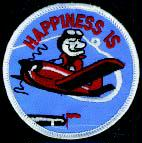 3042 happiness is flying patch