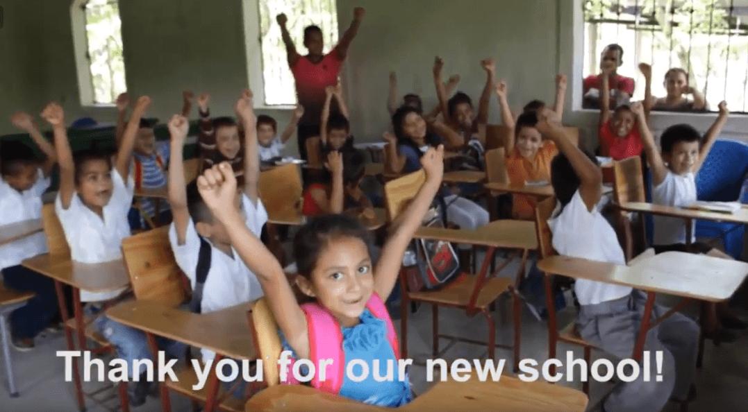 School_Building_Update_frmo_Eben_Ezer_Village_Honduras build schools