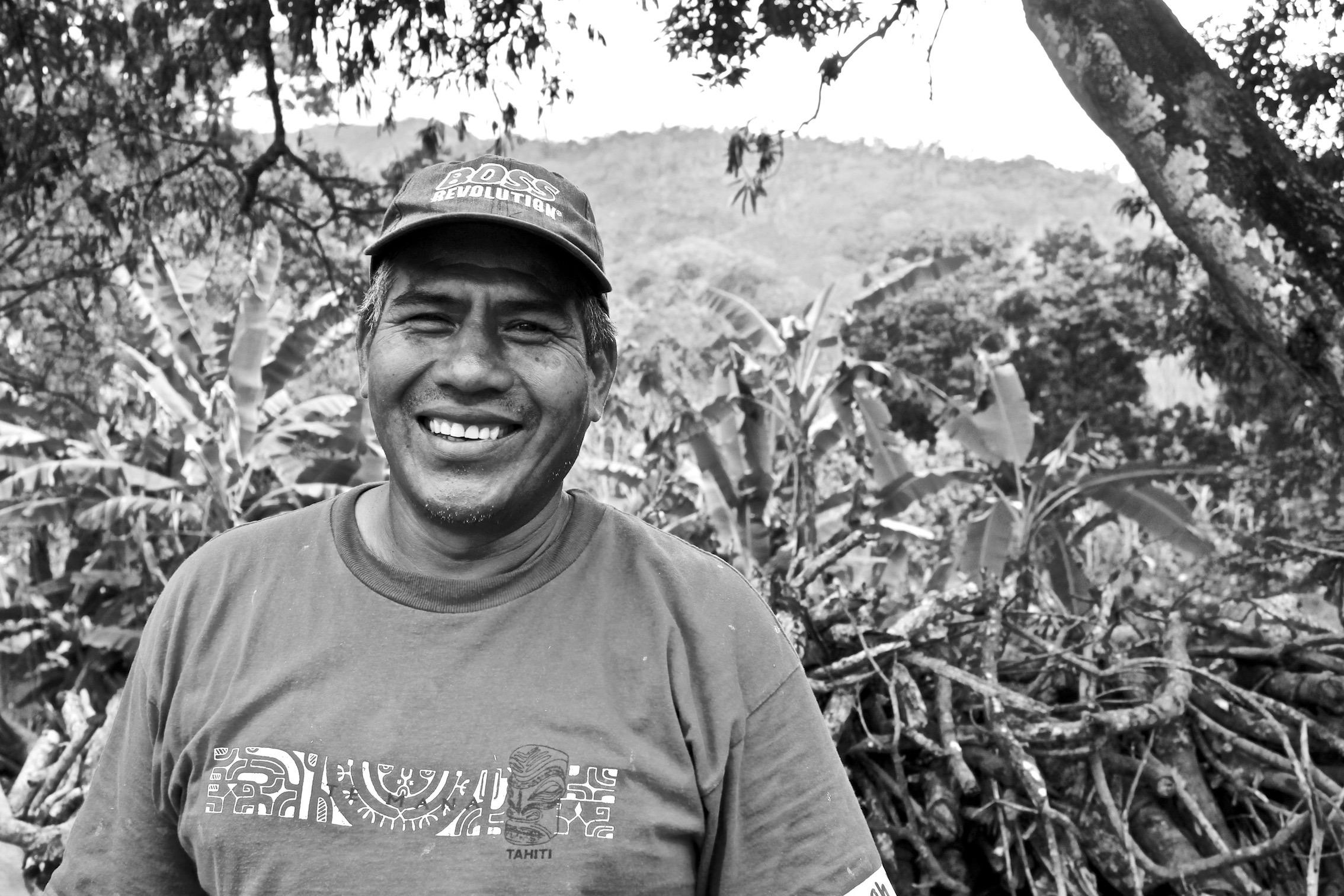 Personas Hondureñas: Meet Don Marco Ramos, Director of Construction