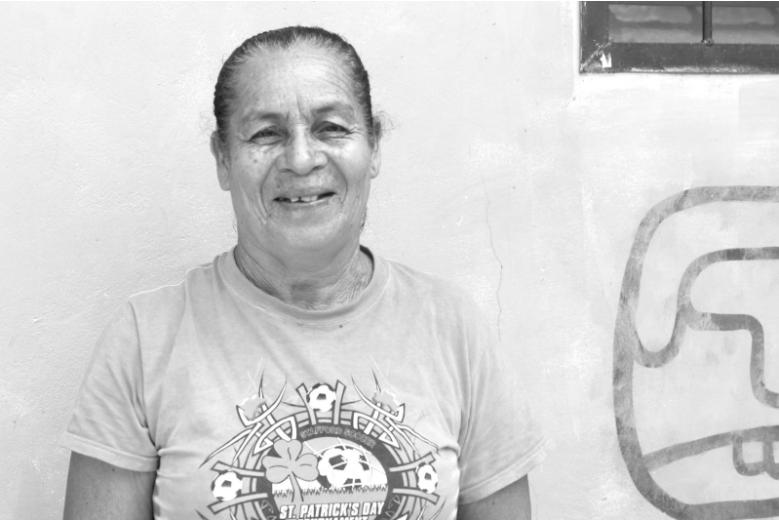 Personas Hondureñas: Meet Juana Pastora Montes, Vila Soleada Hostel Head Cook