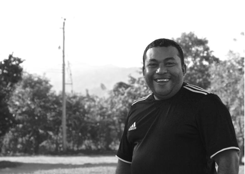 Personas Hondureñas: Meet Juan Carlos Salmeron, Villa Soleada Hostel Manager and Community Organizer.