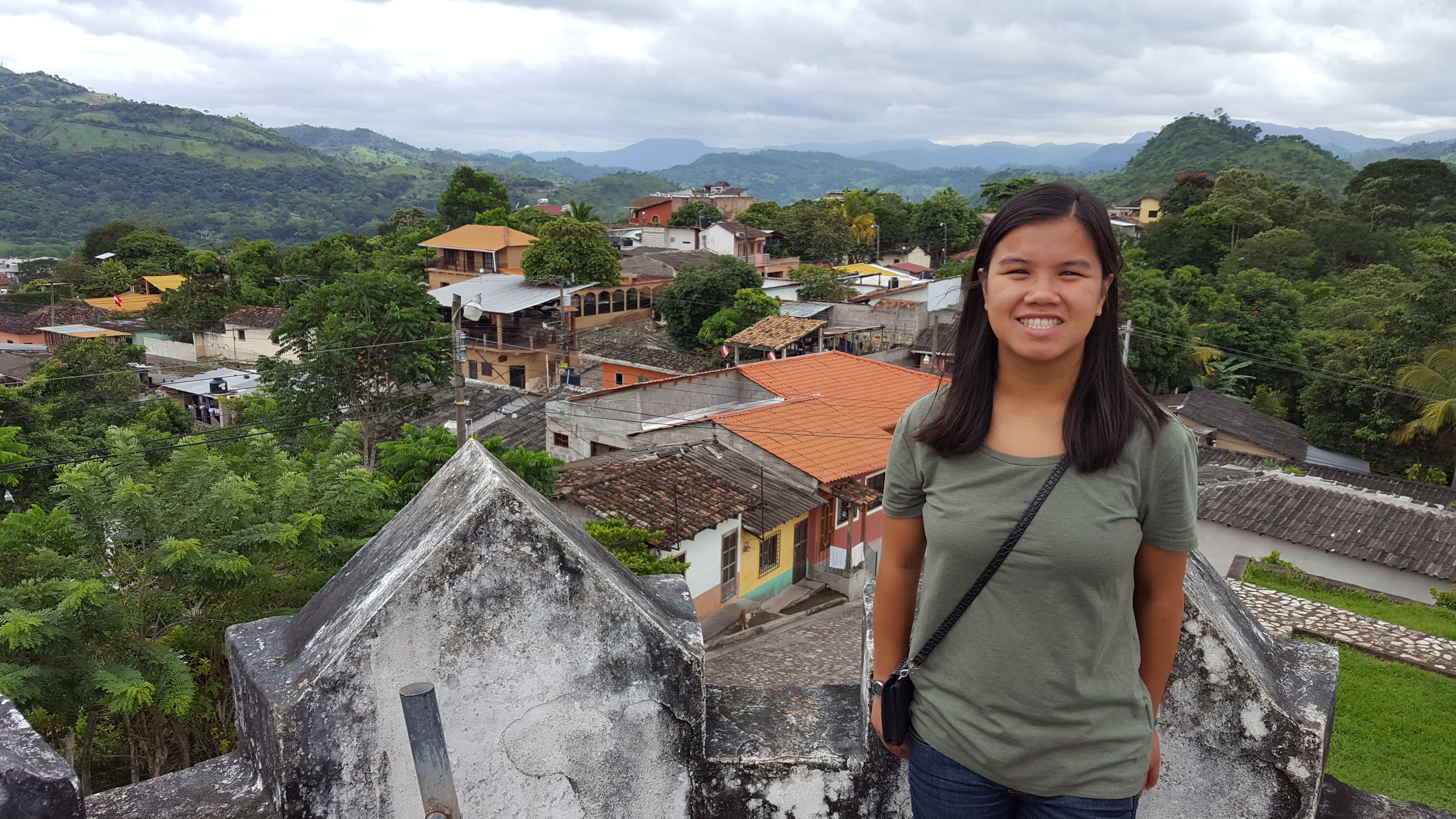 teach english in honduras