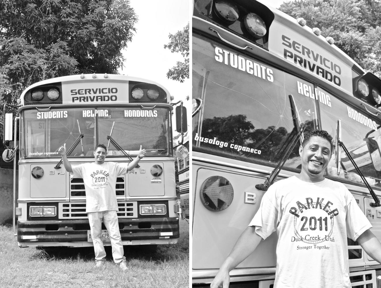 bus driver ngo honduras
