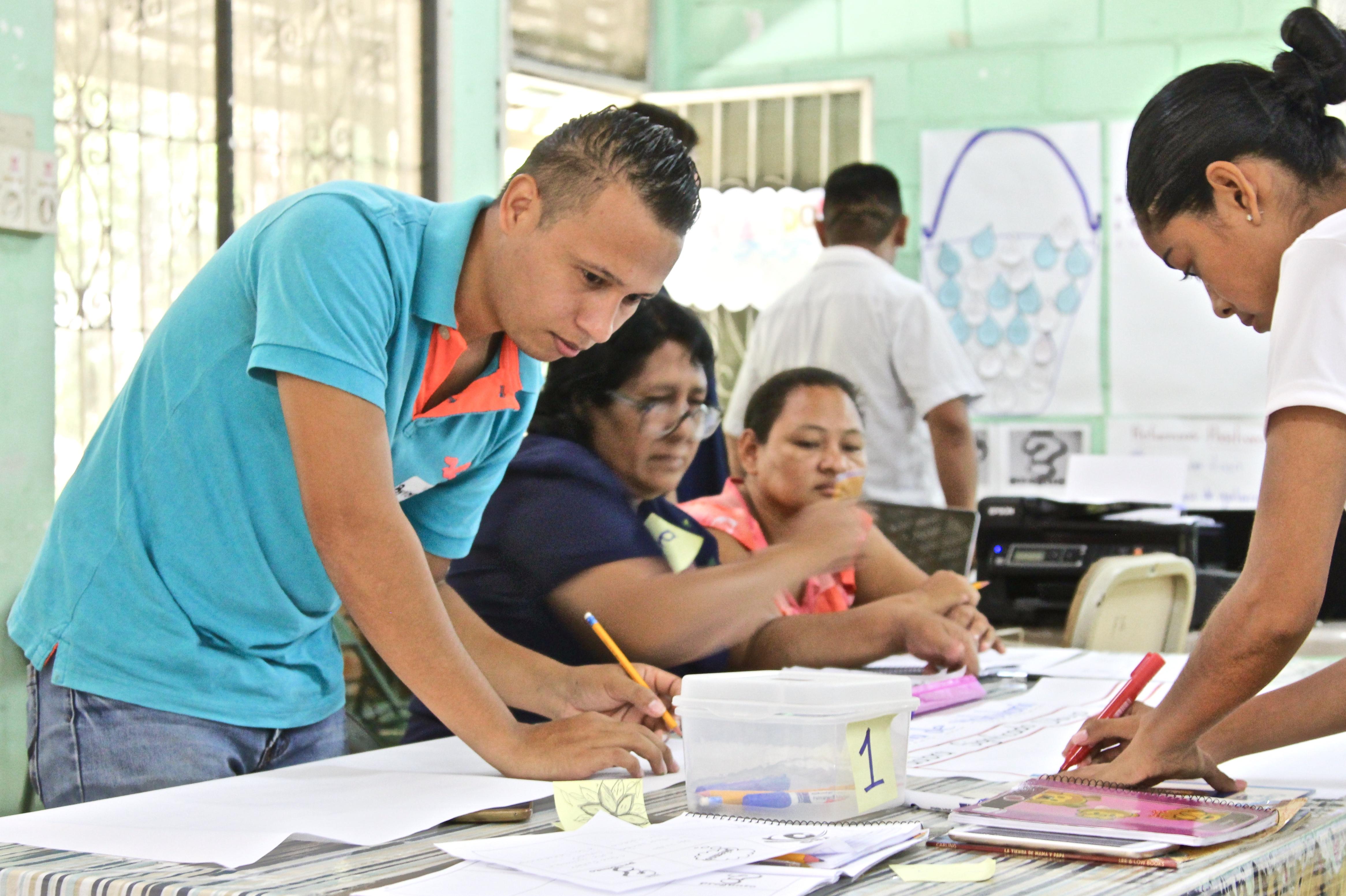 teacher training program honduras