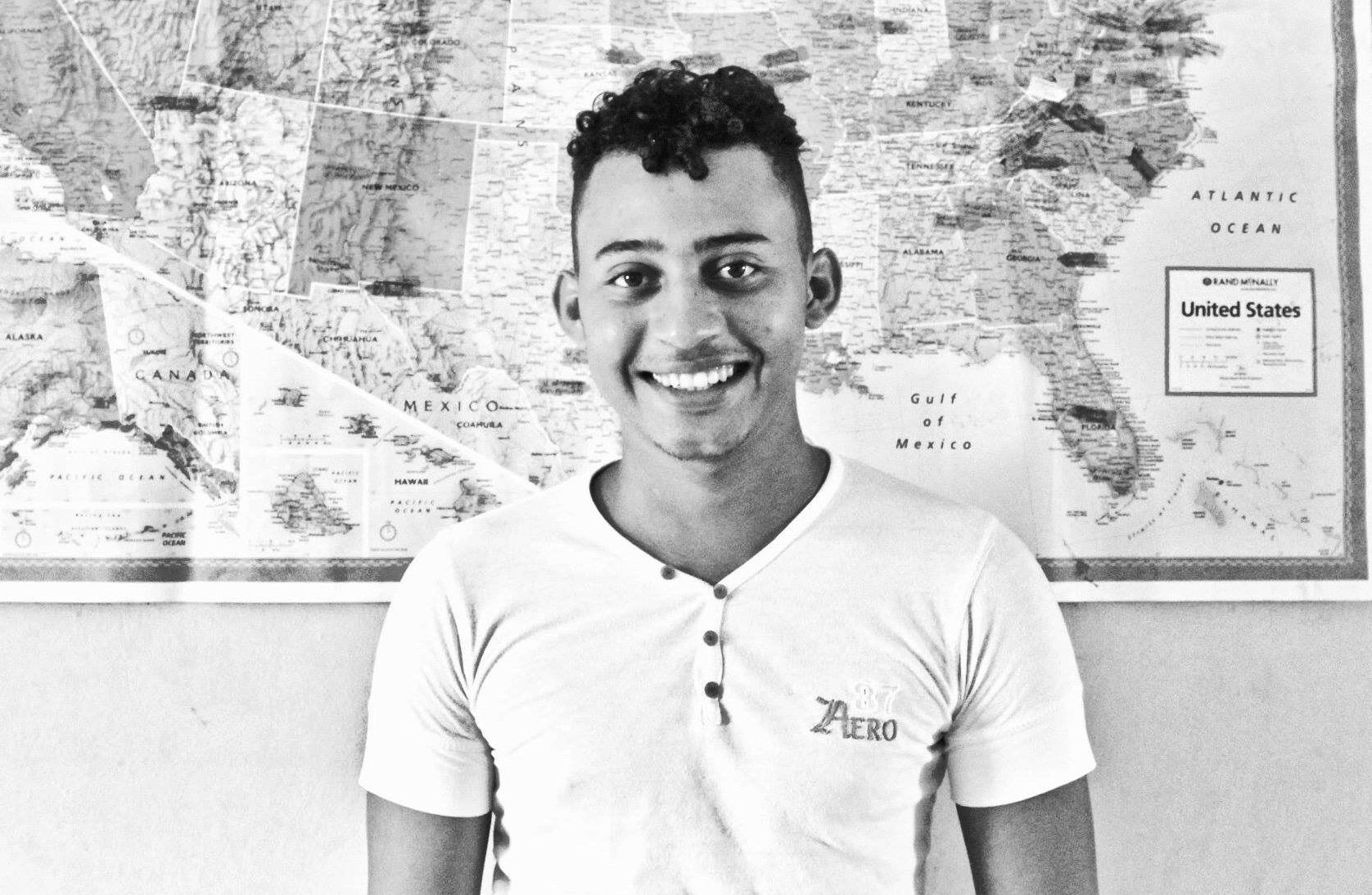 Personas Hondureñas: Meet Eduar Reyes, Honduras Assistant Director