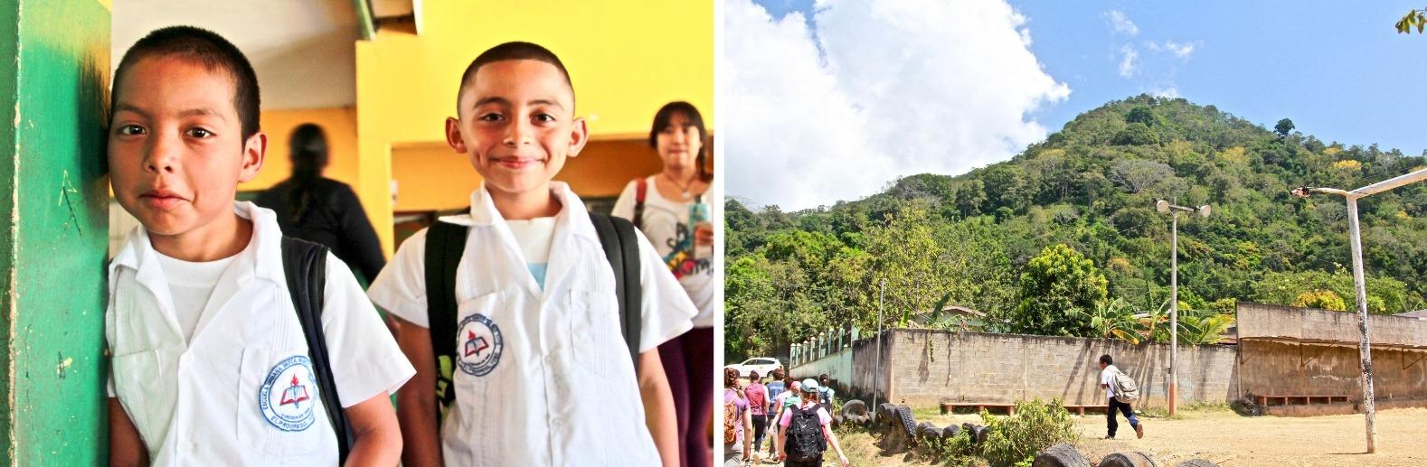 Pictures from Escuela Marco Aurelio Soto