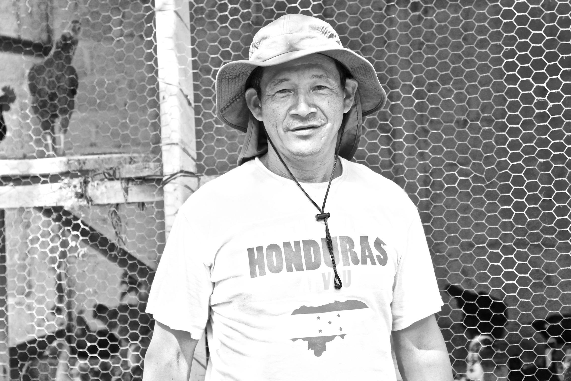 personas hondureñas lindolfo villa soleada