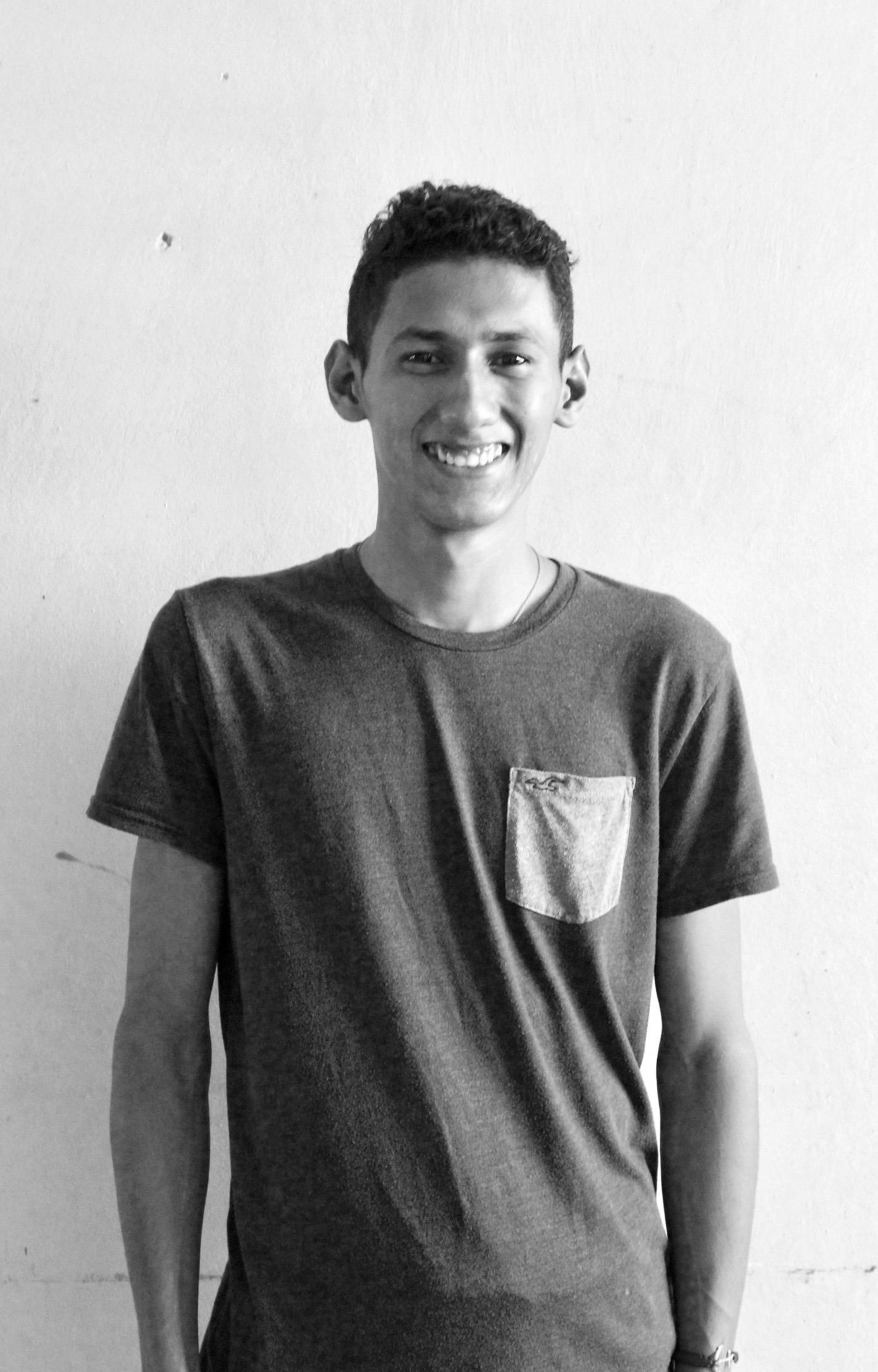 Meet Merlin Velasquez, Director of Finances