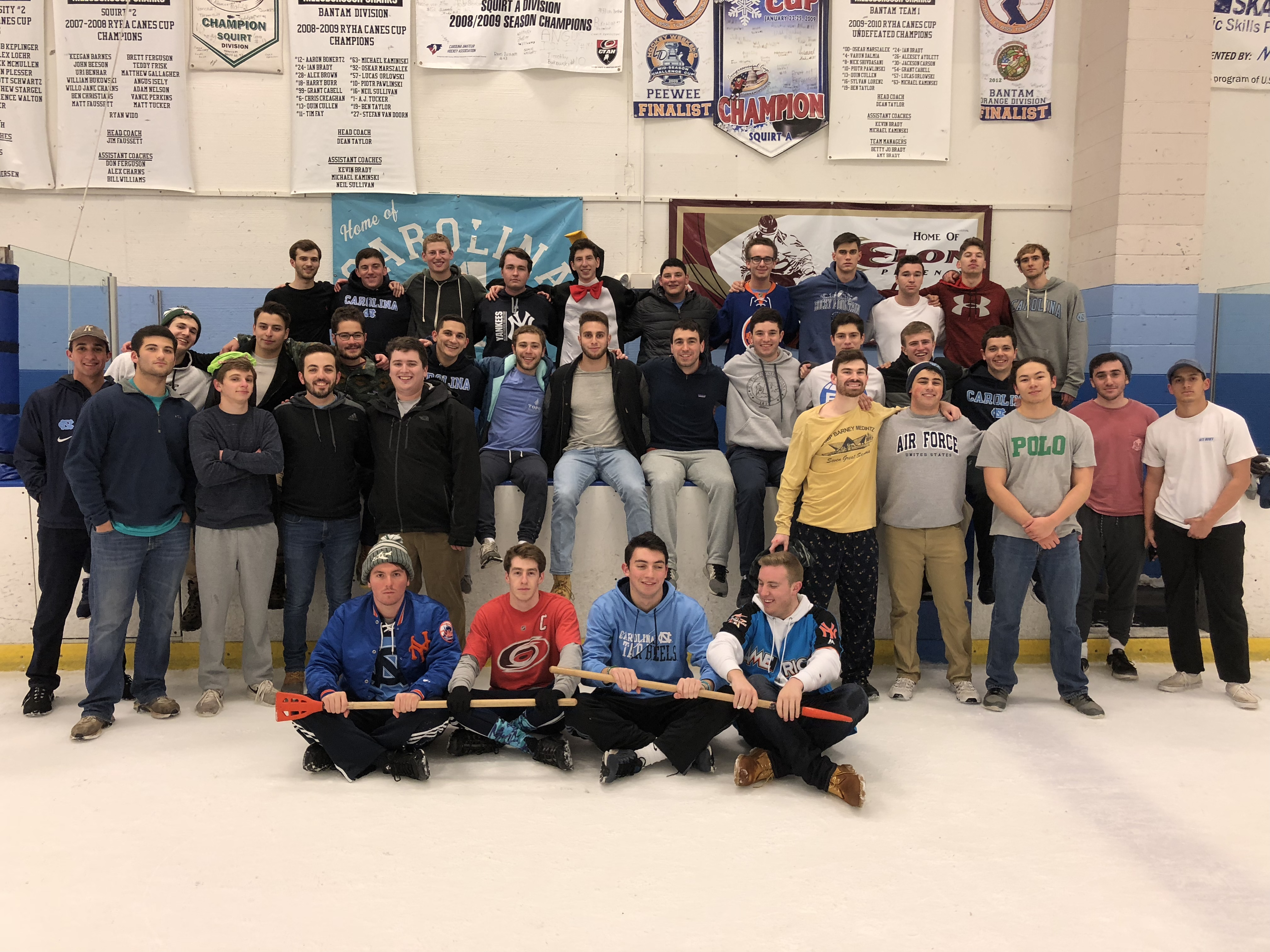 Spring 2018 Broomball