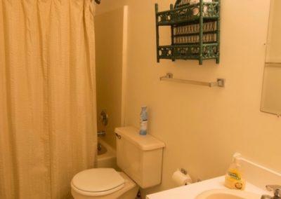 South Manitou bathroom