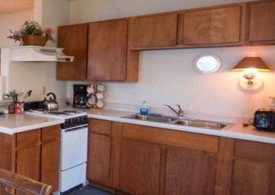 The Gull kitchen
