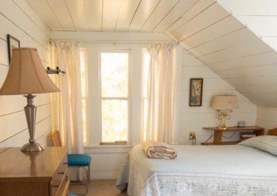 The Loft double bedroom