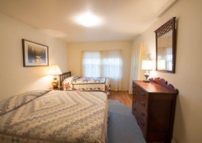 august bedroom