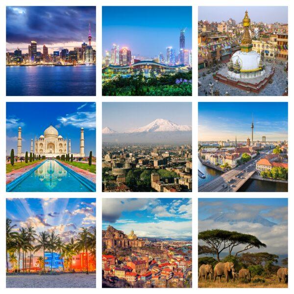 Top City Travel Destinations for 2019