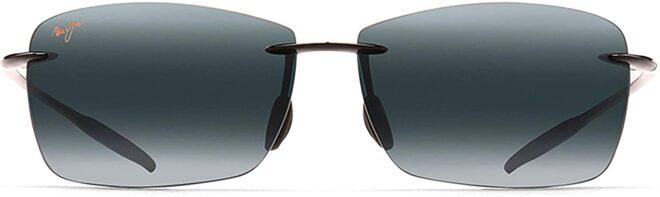 Maui Jim Lighthouse Rimless Sunglasses