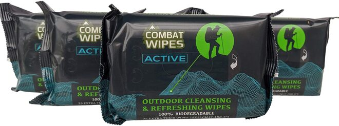 Combat Wipes