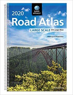 Rand McNally 2020 Large Scale Atlas