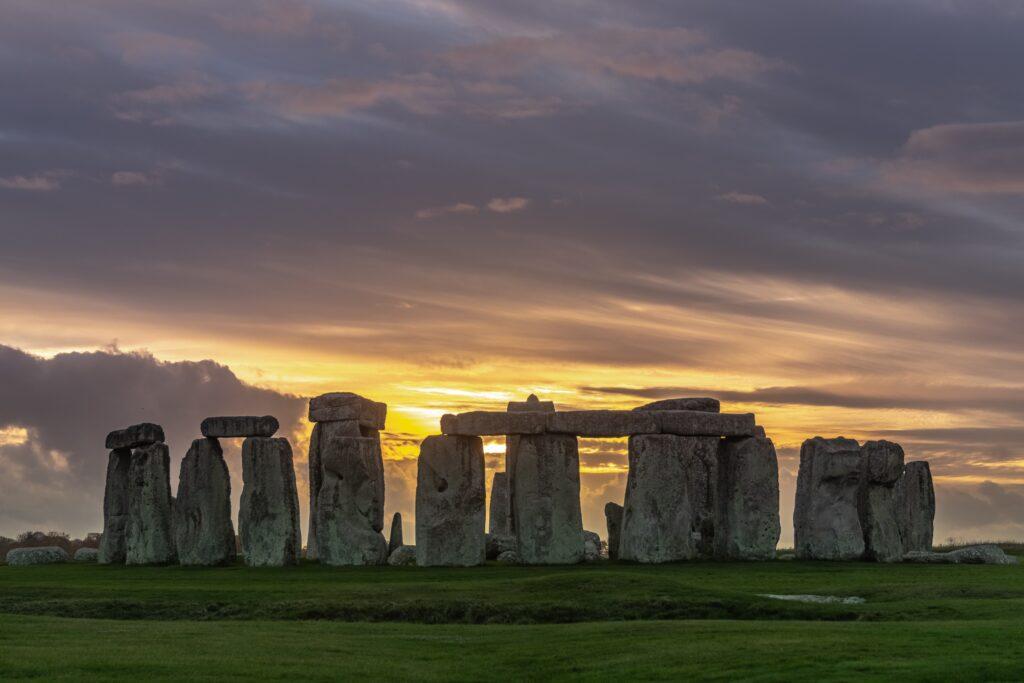 Stonehenge. Photo by Jack B on Unsplash