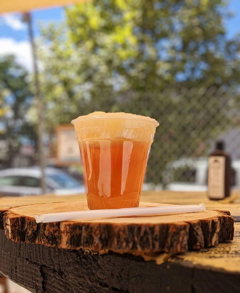 Cider Float