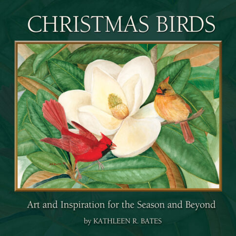 Christmas Birds_Book cover_ front web