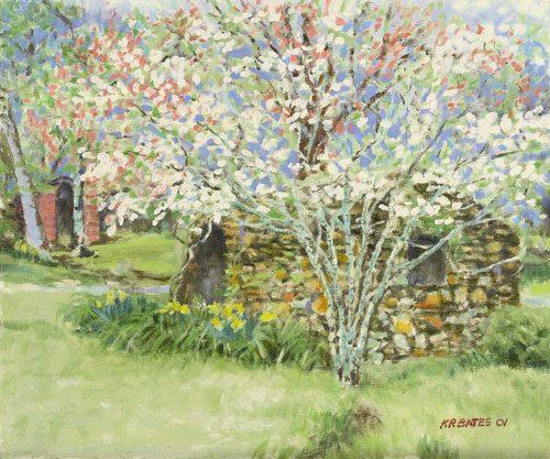 Original Art by Kathleen R. Bates
