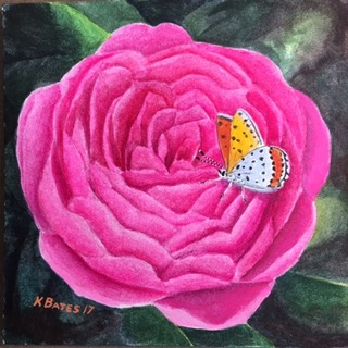 Original art by Kathleen R, Bates