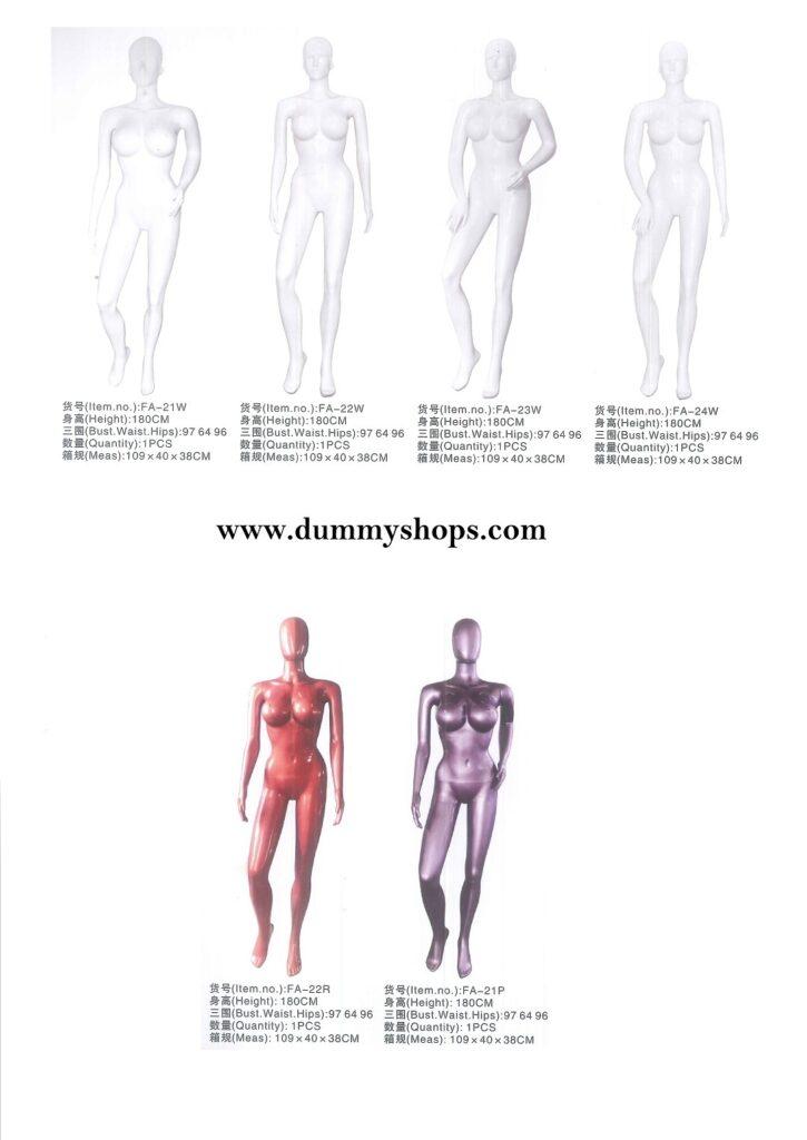 Fashion Dummy Mannequin