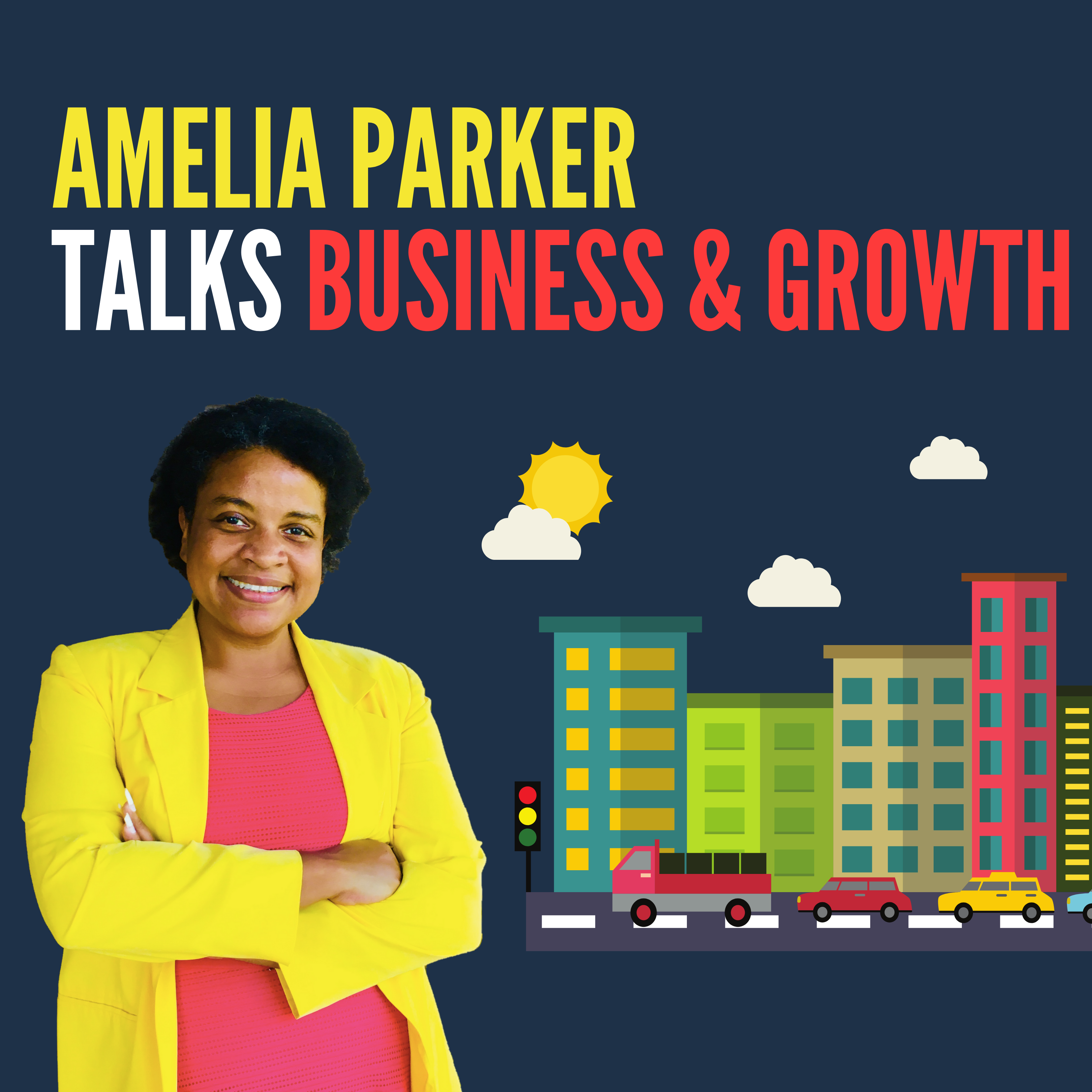 Amelia Talks Business and Growth photo