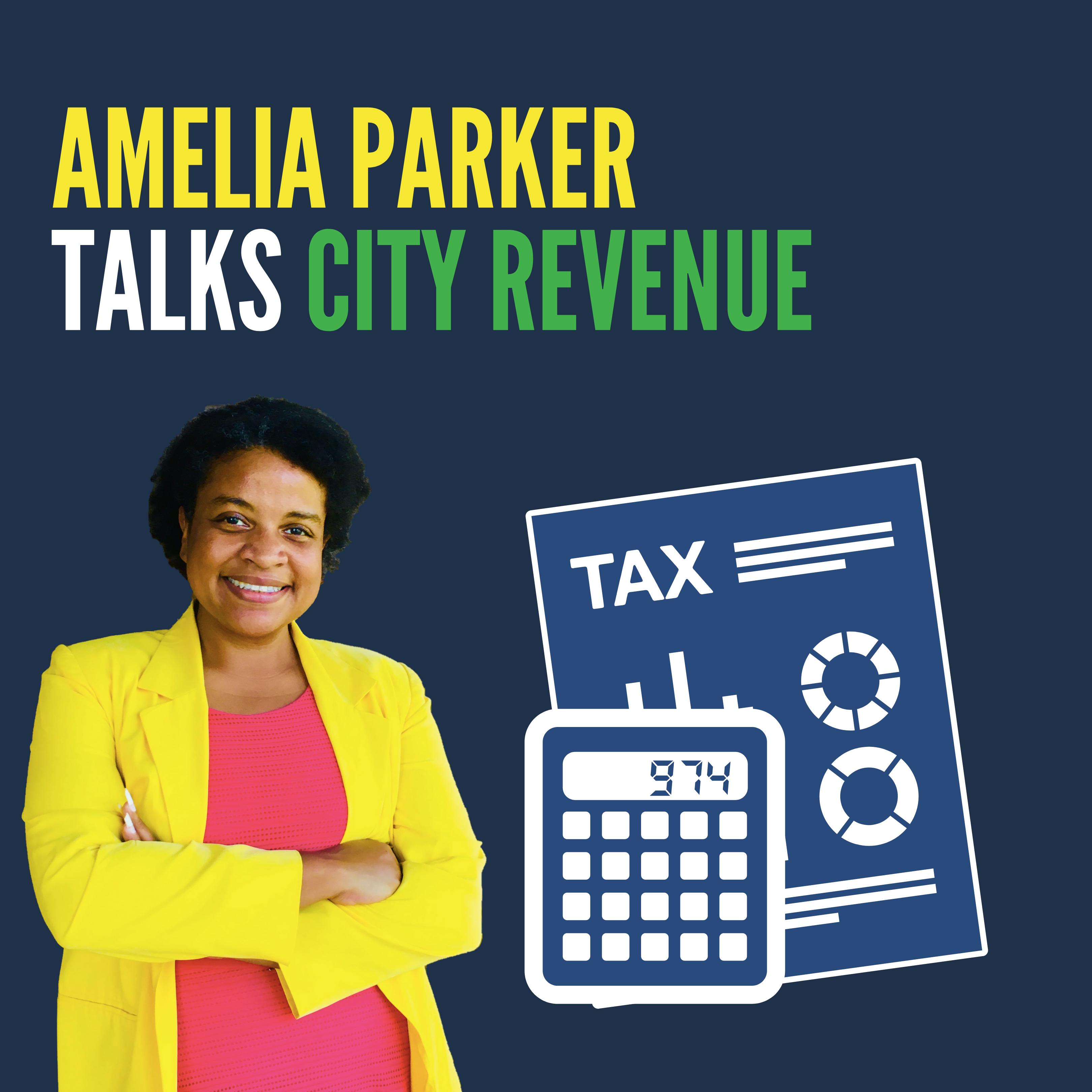 Amelia Talks City Revenue photo