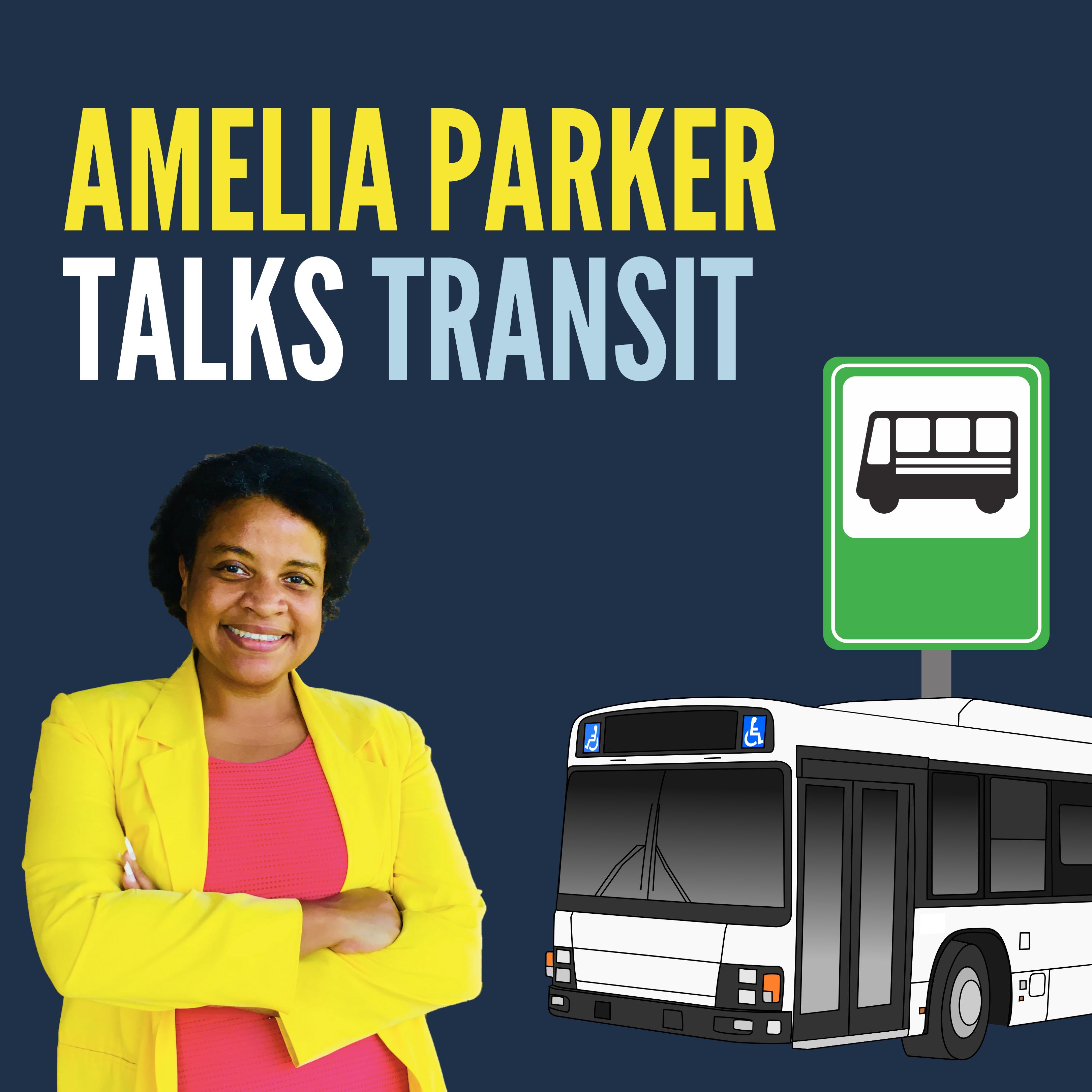 Amelia Talks Transit photo