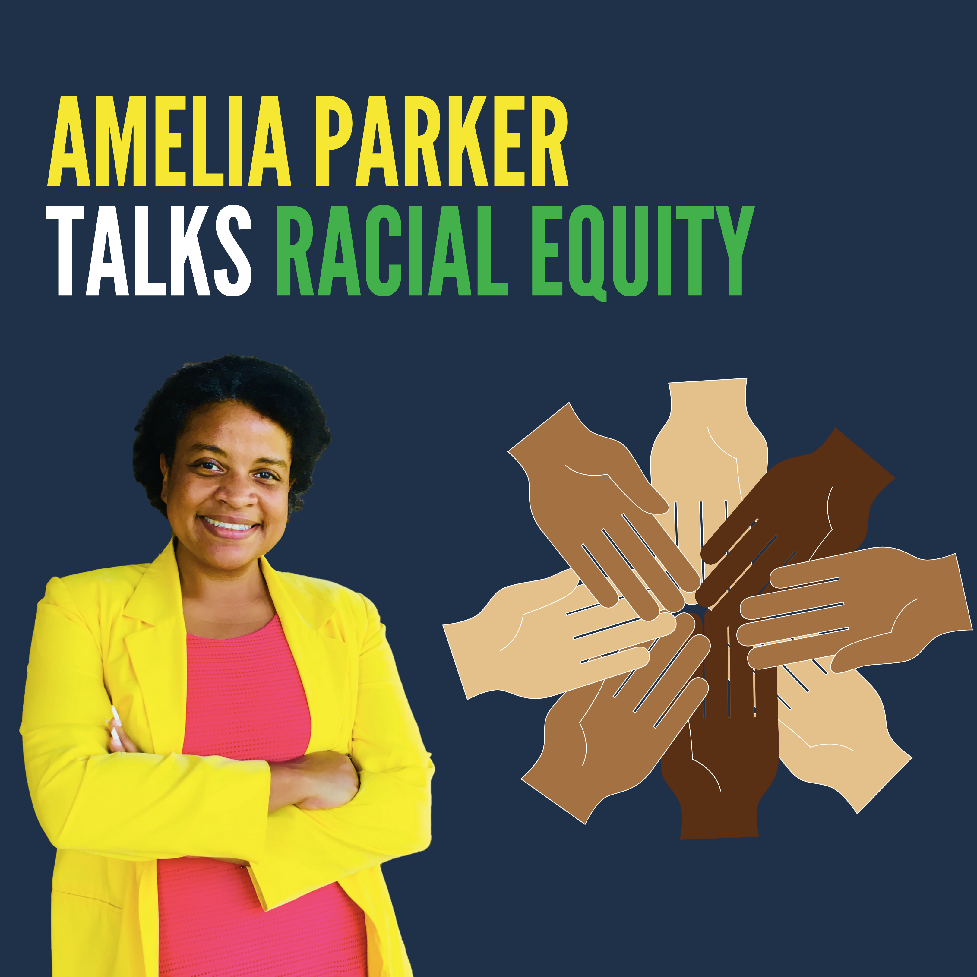 Amelia Talks Racial Equity photo