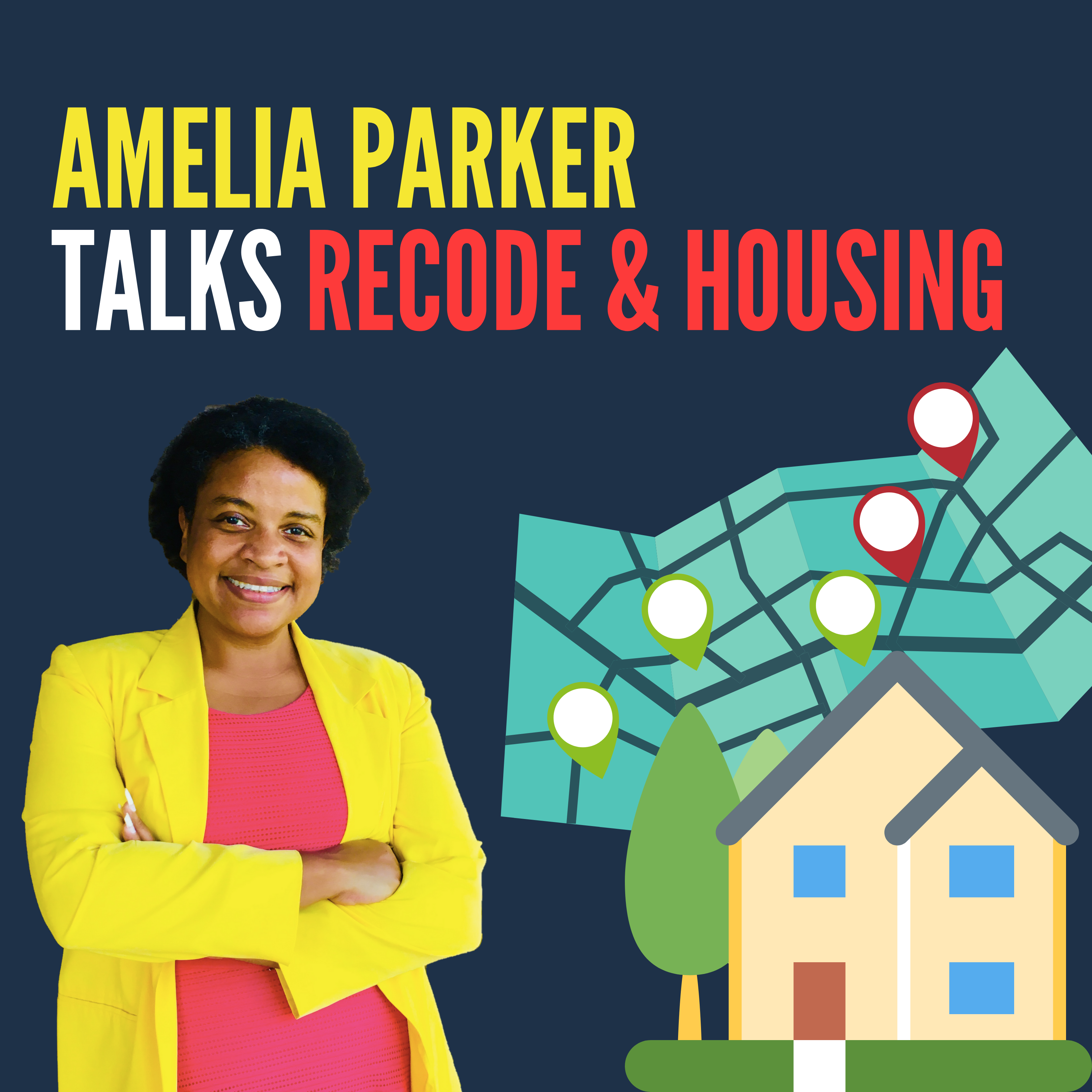 Amelia Talks Recode and Housing photo
