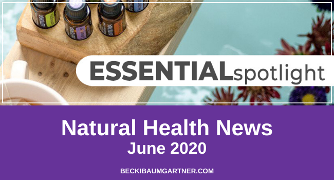 June 2020 Natural Health News, Events & Freebies