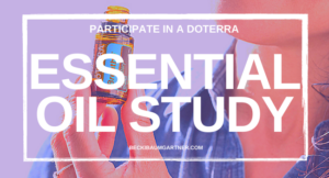Take Part in a doTERRA Essential Oils Study